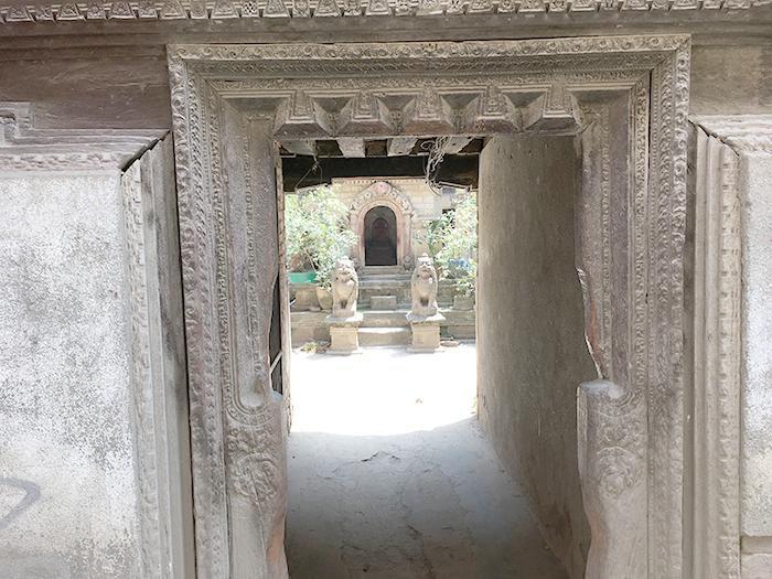 パタンの寺院