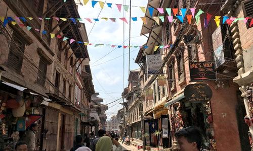 ネパール~序章 ヒマラヤへ行きたい。